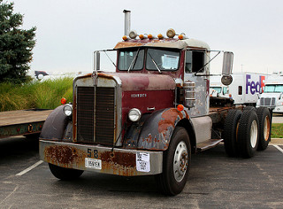 Awesome example of a Kenworth truck