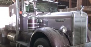 Perfect Kenworth barn find